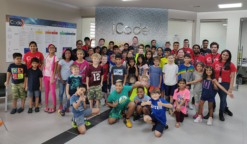 iCode Computer Science Education for Kids