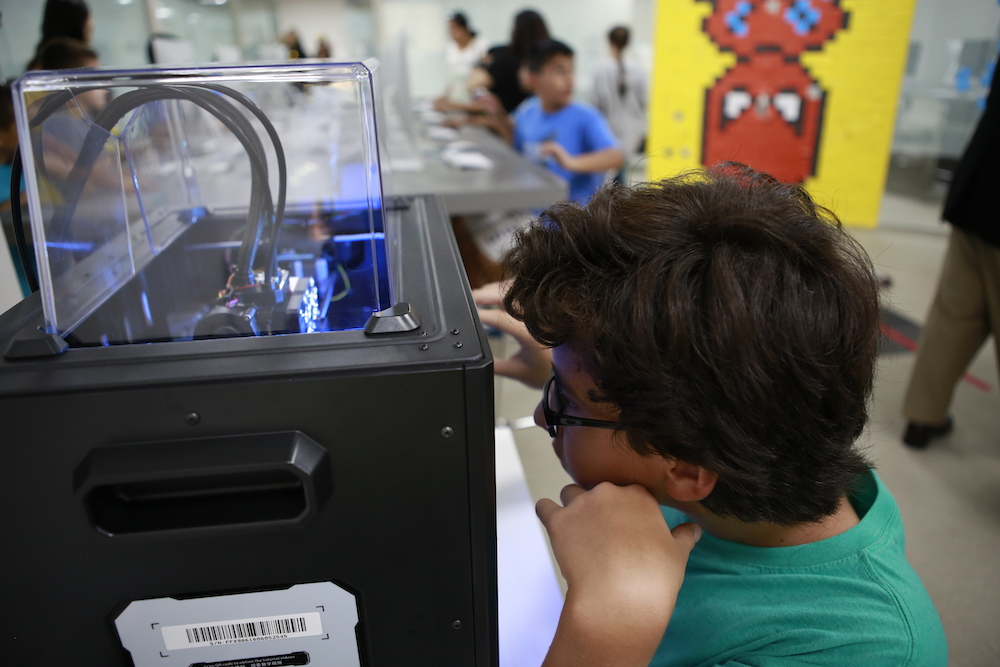 iCode School - 3D Printing Course