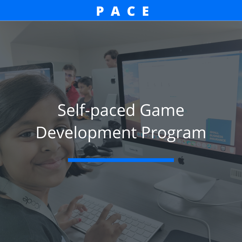 Self Paced Coding for Kids